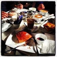 Photo taken at Guylian Chocolate Café by Jasmine T. on 4/24/2013