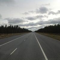 Photo taken at Varalaskeutumispaikka by Oskari V. on 9/26/2013