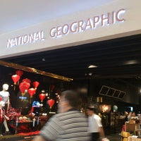 Photo taken at National Geographic Store by Freda W. on 1/15/2013
