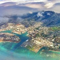 Photo taken at Honolulu International Airport (HNL) by Ed M. on 7/2/2013