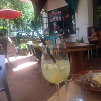 Photo taken at Cha Taqueria by Brianne L. on 6/21/2014