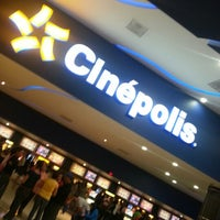 Photo taken at Cinépolis by Hector Daniel G. on 11/12/2012