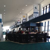 Photo taken at Bishop International Airport (FNT) by Amy P. on 6/20/2013