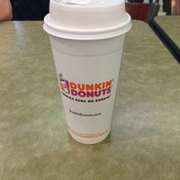 Photo taken at Dunkin Donuts by John C. on 1/26/2015