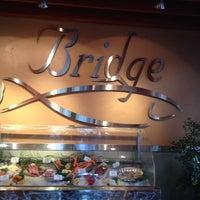 Photo taken at Bridge Seafood by Mark N. on 8/11/2014
