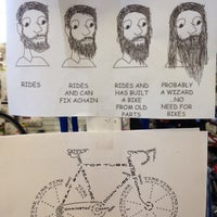 Photo taken at Harris Cyclery by Todd V. on 3/19/2014