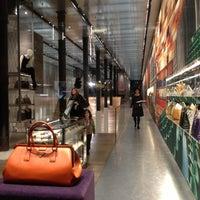 Photo taken at Prada by Séptimo S. on 11/11/2012