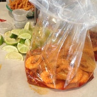 Photo taken at The Boiling Crab by YMG77 on 11/2/2013
