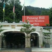 Photo taken at Penang Hill by st3bi3 on 9/28/2012