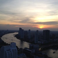 Photo taken at State Tower by anne_xmas on 12/31/2012