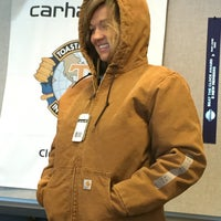 Photo taken at Carhartt Corporate Headquarters by Brad R. on 6/6/2016