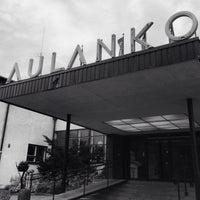 Photo taken at Kylpylähotelli Rantasipi Aulanko by Anne R. on 10/2/2013