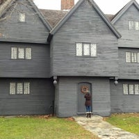 Photo taken at Witch House by Ben K. on 12/25/2012