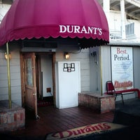 Photo taken at Durant's by MiMi P. on 5/26/2013