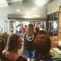 Photo taken at Smuttynose Brewing Company by Ryan M. on 5/30/2015