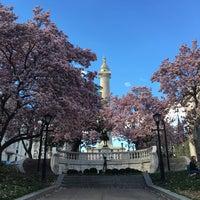 Photo taken at Mount Vernon by Krystina on 3/18/2016