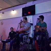 Photo taken at Selin cafe by NuRi D. on 4/24/2014