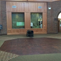 Photo taken at Fort Macon Visitors Center by Ken K. on 11/11/2015