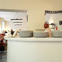 Photo taken at Pizzeria Mari' by b_highdi on 7/2/2013