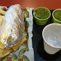 Photo taken at Moe's Southwest Grill by Lance C. on 9/23/2013