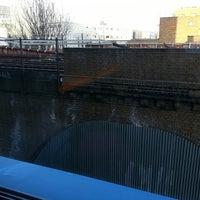 Photo taken at Travelodge London Southwark by Ryan M. on 3/2/2013