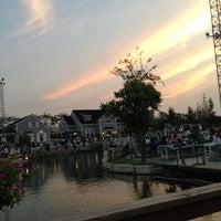 Photo taken at Ban Nam Kieng Din by Yok M. on 3/11/2013