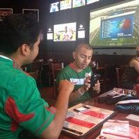 Photo taken at ESPN Zone by Ricardo J. on 6/19/2013