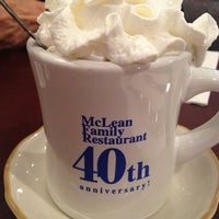 Photo taken at McLean Family Restaurant by Brittney M. on 5/31/2013