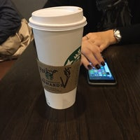 Photo taken at Starbucks by Marilia A. on 10/16/2015