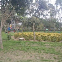 Photo taken at Parque Zonal Huascar by roge s. on 9/14/2013