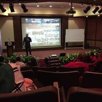 Photo taken at Lembaga Getah Malaysia (HQ) by Atyn N. on 5/12/2016
