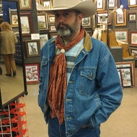 Photo taken at Amon G. Carter Jr. Exhibits Hall by Robert Dwight C. on 2/9/2013