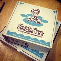 Photo taken at Muddy Paws Cheesecake by Jason M. on 11/27/2013