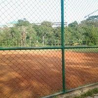 Photo taken at GOR Segiri by Relly J. on 11/8/2012