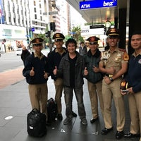 Photo taken at Auckland by Andy S. on 11/17/2016