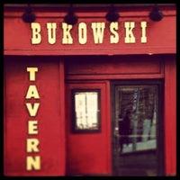 Photo taken at Bukowski Tavern by Sarah R. on 7/19/2013