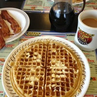Photo taken at Waffle House by Xander H. on 3/25/2013
