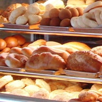 Photo taken at Panaderia Libertad by Ale M. on 1/30/2015