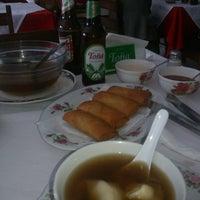 Photo taken at Restaurante Oriental by Agnieszka B. on 7/2/2014