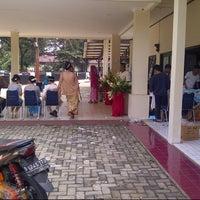 Photo taken at Ksatrian Brimob Kelapa Dua by Soebarkah S. on 2/9/2013