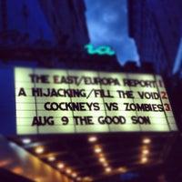 Photo taken at Cinema Village by Henry S. on 8/3/2013