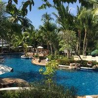 Photo taken at Horizon Beach Reaort Hotel, Karon Beach by n on 3/3/2015