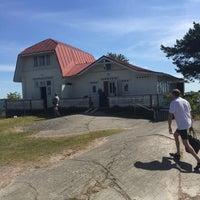 Photo taken at Neljän Tuulen Tupa / Fyra Vindarnas Hus by Elina S. on 8/5/2015