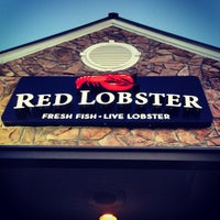 Photo taken at Red Lobster by Christopher D. on 2/24/2013