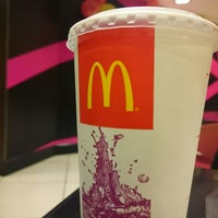 Photo taken at McDonalds by Vinay S. on 12/1/2014