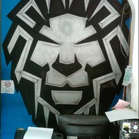 Photo taken at Transformers' Homebase by Om H. on 9/16/2012