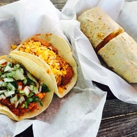 Photo taken at El Primo Taco Truck by Jnap on 7/9/2014