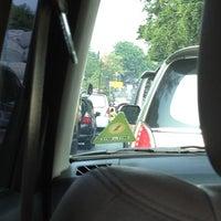 Photo taken at Jalan Pos Pengumben by angelina on 9/29/2012