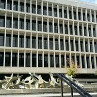 Photo taken at Gordon D. Schaber Sacramento County Courthouse by Jenny C. on 10/1/2015