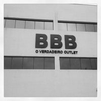 Photo taken at BBB Mega Outlet by Leandro L. on 10/14/2012